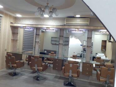 Qara qarayev metrosunun çıxışında yerlesen gözellik salonunda lazer