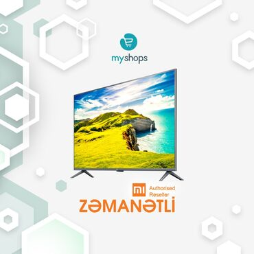 "xiaomi mi 4i в Азербайджан: Televizor ""Xiaomi Mi TV 4S 43"" EU"""
