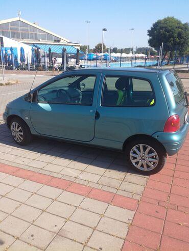 Manual - Srbija: Renault Twingo 2002 | 220000 km