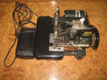 машина оверлок цена in Кыргызстан   ШВЕЙНЫЕ МАШИНЫ: Оверлок CNI-2. Был в очень редком домашнем использовании. Требуется