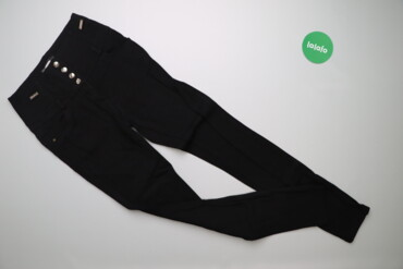 Жіночі штани з високою посадкою Yingguoxiang    Довжина: 107 см Довжин