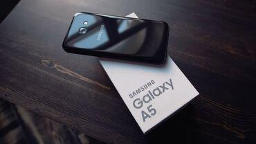 5 elan | SAMSUNG: Samsung Galaxy A5 2017 | 32 GB | Qara | Sensor, Barmaq izi, İki sim kartlı