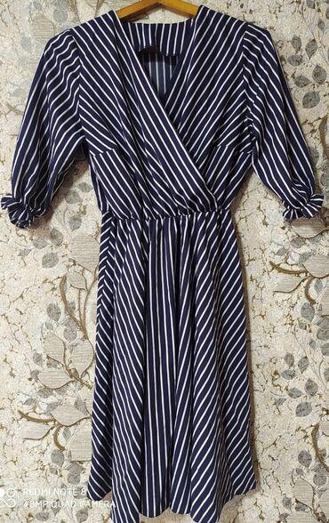Личные вещи - Ноокат: Платье запах размер 44-46