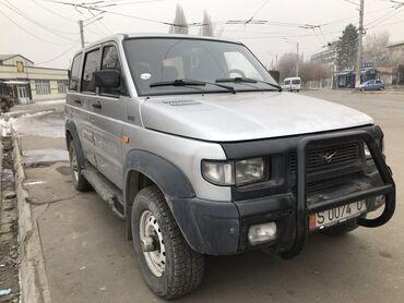 уаз мости в Кыргызстан: UAZ Patriot 2.7 л. 2004   89000 км