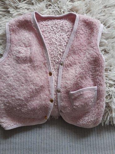 Ostala dečija odeća | Nis: Prsluk 1 g divan