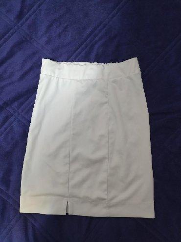 Uska bela suknja. Nošena par puta - Belgrade