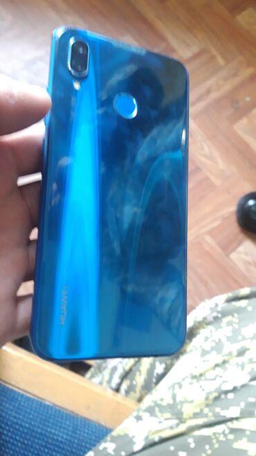 Huawei P20 Pro | 64 ГБ | Синий | Б/у | Сенсорный, Отпечаток пальца, Две SIM карты