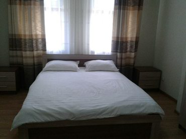Гостиница. для двоих. однокомнатная. в Бишкек