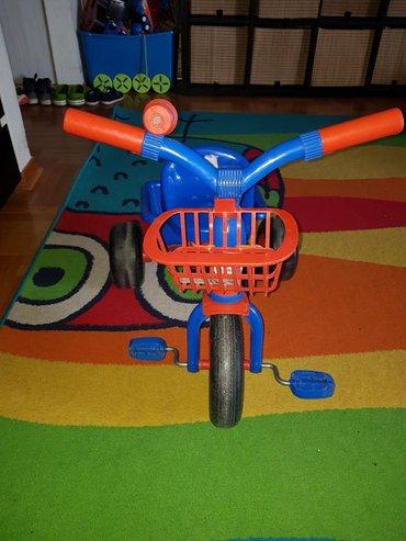 Dečiji električni automobili - Srbija: Pertini tricikl