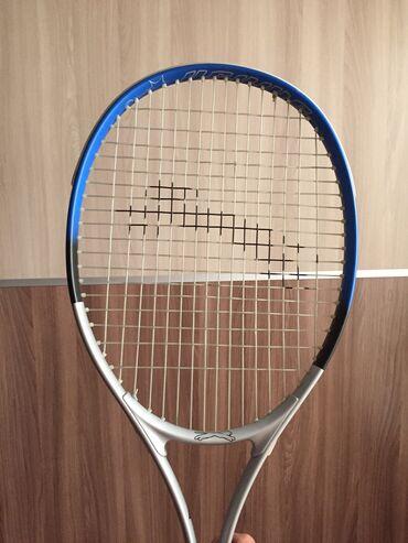 Ракетки в Кыргызстан: Продаю теннисную ракетку Slazenger