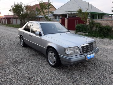 Mercedes-Benz E 320 3.2 л. 1993 | 267423 км