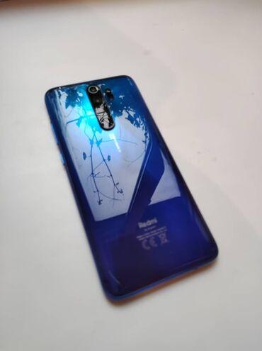 redmi 6 pro цена в бишкеке в Кыргызстан: Xiaomi Redmi Note 8 Pro   64 ГБ   Голубой   Сенсорный, Две SIM карты, С документами