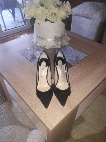Italijanske cipele..original..koza...utisnut zig..br.37..placene - Pancevo