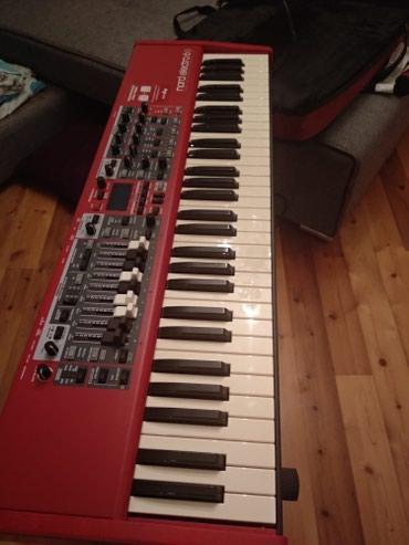 Синтезатор Nord Electro 6d 61, абсолютно новый. в Bakı
