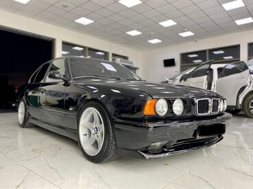 хаггис элит софт 4 цена бишкек в Кыргызстан: BMW 5 series 4.4 л. 1995   300000 км