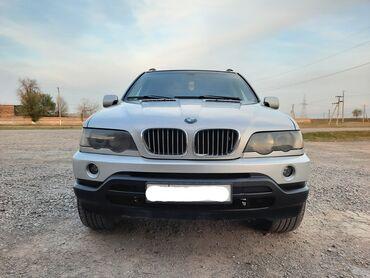 BMW X5 4.4 л. 2003 | 300000 км