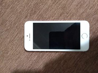 Mingəçevir şəhərində Iphone 5s. Hec bir problemi yoxdur. Barmaq izi isleyir. Powerbankla