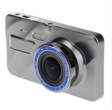Другая бытовая техника в Кыргызстан: Видеорегистратор для автомобиля Dual Lens A10 Full HD 1080 P, 4-дюймов