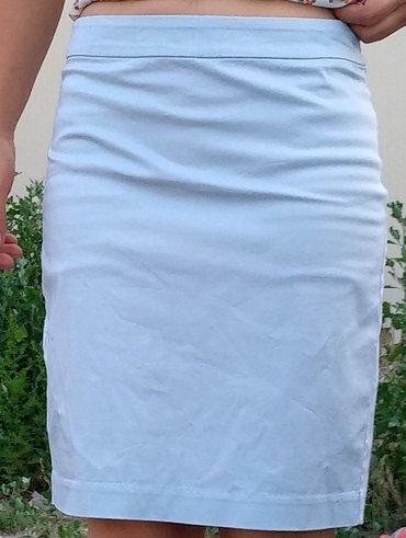 Отличная новая юбка нежно-голубого в Лебединовка