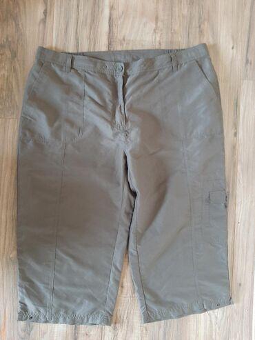 Zenske pantalone broj - Srbija: CANDA C & A zenske bermude. Vel 50