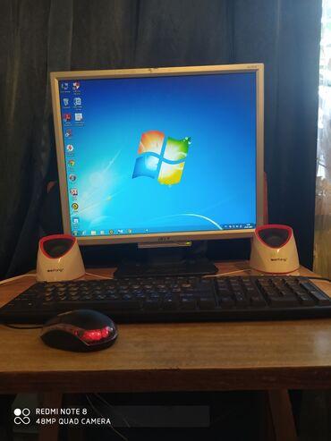 Компьютеры, ноутбуки и планшеты - Беловодское: Компьютер рабочего класса, в хорошем состоянии