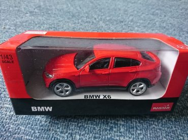 BMW X6 - metalni auto - Belgrade