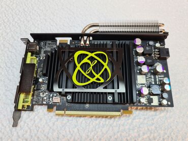 Grejanje - Srbija: XFX GeForce 7950 GT 570M Extreme 512MB DDR3 256 bitGrafička je potpuno