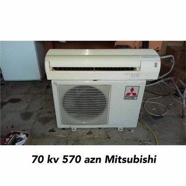 Kondisioner 70 kv 570 azn Mitsubishi