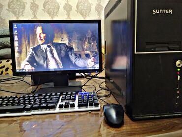 nano 4gb в Кыргызстан: СРОЧНО!компьютер полный комплект для любых задач, цена в два раза ниже