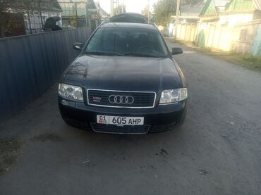audi allroad quattro в Кыргызстан: Audi A6 Allroad Quattro 2.5 л. 2003 | 270000 км