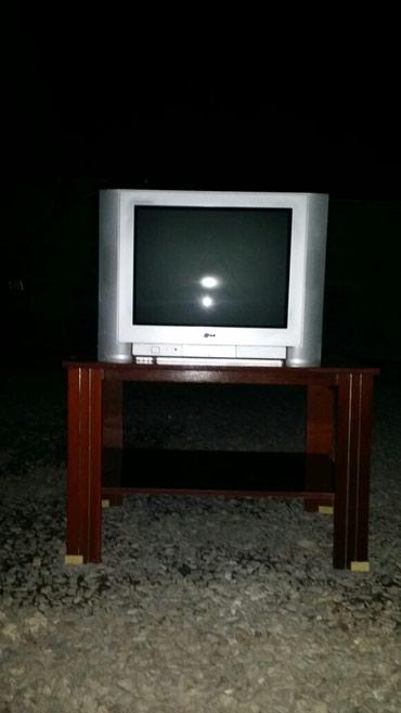 Хороший телевизор с столиком!!! в Беловодское