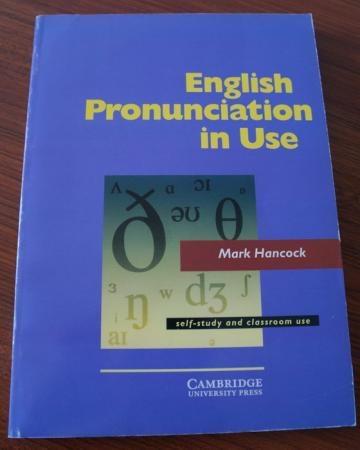 Bakı şəhərində Книга English Pronunciation in Use Новая, не использованная.
