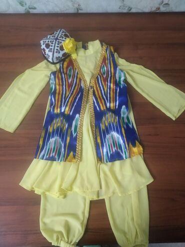 Ателье по пошиву мужских костюмов - Кыргызстан: Продаются кыргызкая, узбекская национальная форма. Кыргызкая по