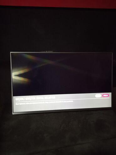 televizor samsung 108 cm - Azərbaycan: LG televizor problemsiz 108 ekran