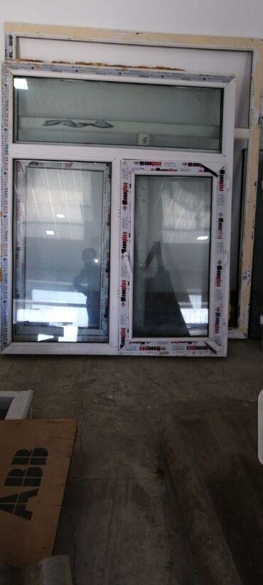 Pəncərələr - Azərbaycan: Plastik pencere130 eni hurdur 158 iki ededi her birinin qiyməti 110