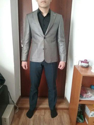 Пиджак, размер 44, фирмы Polaris. Одевали два раза на праздники. Причи в Бишкек