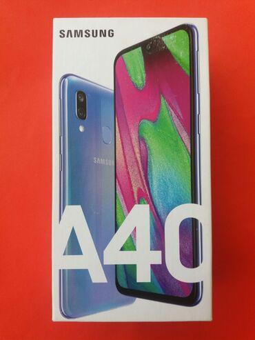 Velic da - Srbija: Novo Samsung A40 64 GB