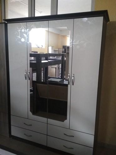 шкаф-бар в Кыргызстан: Шифоньер российской ламинат. /ширинасы 1,50/высота 2,10/глубина