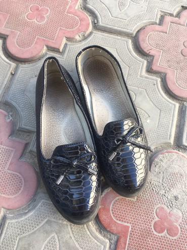 замшевые туфли размер 35 в Кыргызстан: Туфельки 35 размер