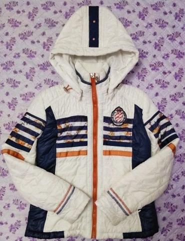 Болоньевая куртка с капюшоном, на в Бишкек
