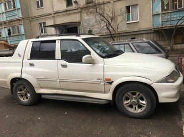 Срочно Срочно Продаю! пикап 2,9 турбодизель 2002год Акпп  в13году из к в Бишкек