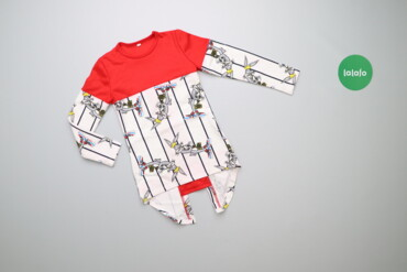 Дитяча кофтинка з подовженою спинкою Багз Бані, вік 3-4 р., зріст 94-1