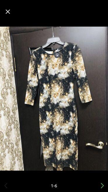 вечернее платье ниже колен в Кыргызстан: Платье новое, знаменитая фирма waggon, покупала в Италии за 10 300
