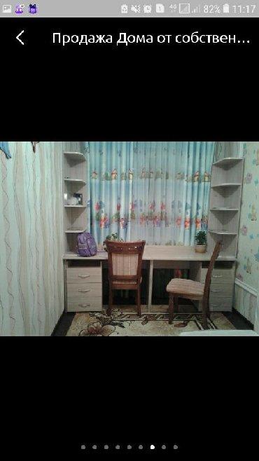 Продаю стол с тумбочкой разм. 110*60*75. в отличном состоянии. 3500с