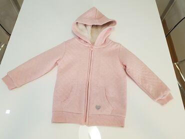 Ski jakna - Srbija: Duks/jaknica za devojcice C&A samo skinuta etiketa vel.104