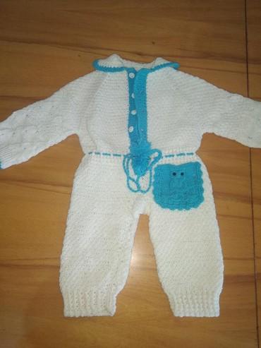 Джинсы мальчик next - Кыргызстан: Комбез для мальчика ручной вязки, абсолютно новый