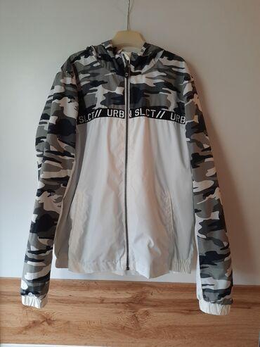 Nova jakna za decake, vel 164 (13-14god) Skoro nenosena uopšte, u odli