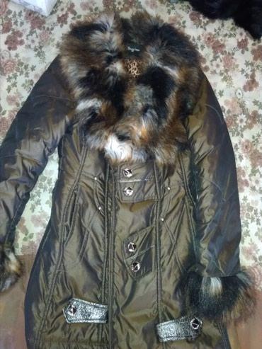 Куртка зимняя, размер 42 в Бишкек