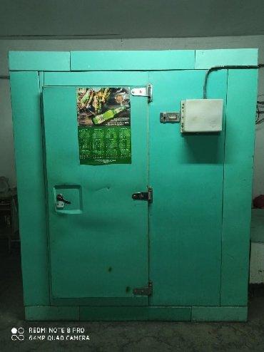Оборудование для бизнеса в Кара-Балта: Продается холодильник камера состояние отличное в рабочем состоянии