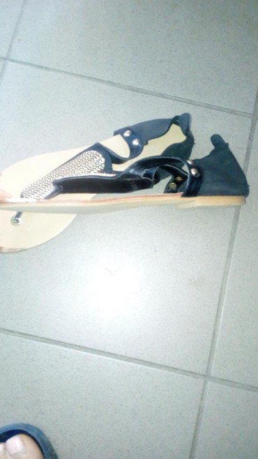 Sandalice jednom obucene kao nove su kupljene u francuskoj br, 39 - Zitorađa - slika 3